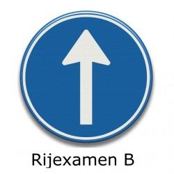 Rijexamen B